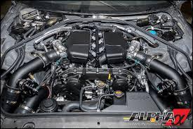 Nissan Gtr Alpha 12 - alpha 16 build 1600whp