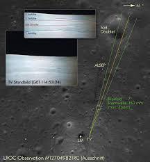 Esszimmertisch Tr Fel Die Leiter Nach Unten Apollo 14 Journal Der Monderkundungen