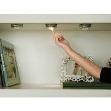 stick on lights for under cabinets save 62 le 6 pack led battery operated stick on tap light