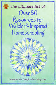 Resources For Waldorf Homeschooling Waldorf Inspired Learning