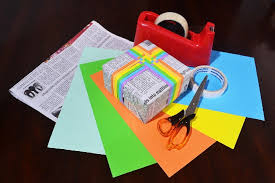 newspaper wrapping paper cheap but creative gift wrapping ideas newstv gma news