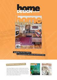 home design magazine au latest home design available this month