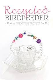 easy recycled bird feeder tried u0026 true