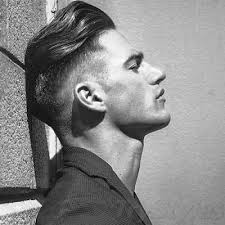 short hair over ears longer in back 190 undercut hairstyles for men easy to choose from