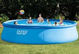 18ft x 48in easy set pool set intex