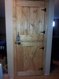 Diy Interior Barn Door by Diy Dutch Barn Door For A Pantry Home Sweet Home Pinterest