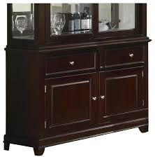Sideboard For Dining Room by Coaster Ramona Dining Room Buffet In Walnut Finish Buffets And