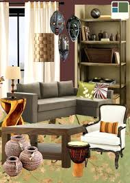 breathtaking african themed living room photos best image engine