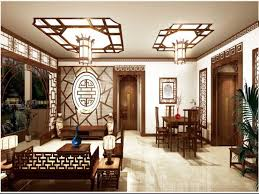 chinese home interior with awesome look chinese style home decor