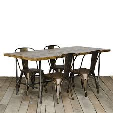 salvaged wood dining room tables reclaimed table custom wood furniture modern salvaged urban