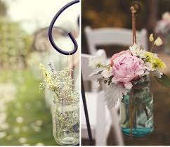 jar decorations for weddings wedding jam jars