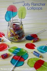 Where Can I Buy Lollipop Sticks Homemade Jolly Rancher Lollipops Hoosier Homemade