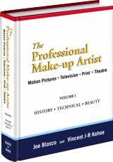 makeup artistry books the professional makeup artist vol 1 joe blasco cosmetics