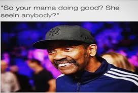 Denzel Meme - shots fired denzel washington responds to his uncle denzel memes