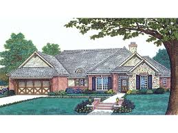wycombe tudor ranch home plan 036d 0148 house plans and more