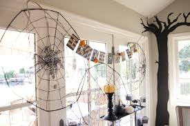 spooky halloween party hello brielle trick or treat spider webs