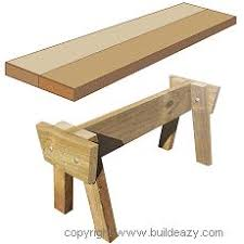 How To Build A Garden Bench Build A Bench Easy I Like Easy I Ended Up Using 2x4 U0027s For The