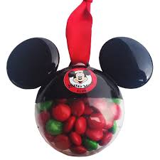 your wdw store disney ears ornament mickey mouse club
