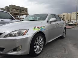 lexus is300 2007 2007 lexus is300 aed 26000 dubai 0521770750 yousef cars dubai