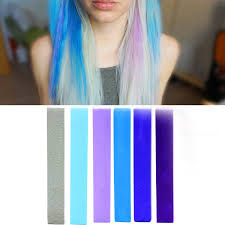 What Color To Dye Your Hair Amazon Com Lilac Blue Miley Cyrus Ombre Hair Color Sky Blue