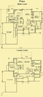 floor plans craftsman ranch style craftsman plans 1 or 4 bedroom mountain home