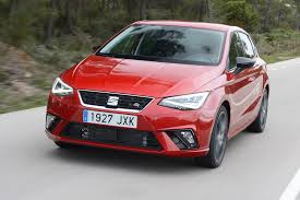white girly cars seat ibiza 1 0 tsi fr 2017 review by car magazine