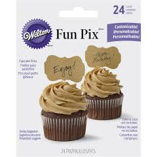 cupcake liners and toppers baking cups wilton