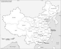 Shanghai China Map by China Provinces Cartogis Services Maps Online Anu