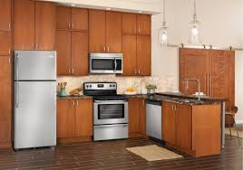 Kitchen Cabinet Furniture Inviting L Shape Kitchen Remodel With Black Kitchen Cabinet And