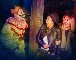 universal studios halloween horror nights 7 fan only maze secrets