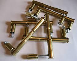 kitchen gun double brass 30 30 bullet cabinet door handle bullet drawer