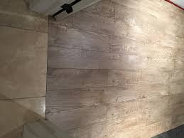 Tile To Laminate Floor Transition Flood Damage U2013 Repair Restore Refresh U2013 Port Credit The Handyma U0027am