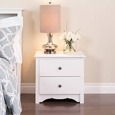 side tables with drawers bedroom amazon com