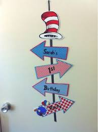 Cat In The Hat Party Decorations Dr Seuss Cat In The Hat Pinata By Youbuyityoubreakit On Etsy