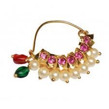 Buy Maharashtrian Traditional Nath Clip Aurangabadkar Saraf Jewellery Store