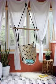 bedroom indoor swing chair with stand hanging chair and stand