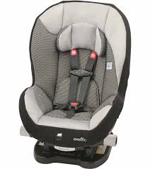 evenflo triumph lx convertible car seat kirkly manufactured in 2013