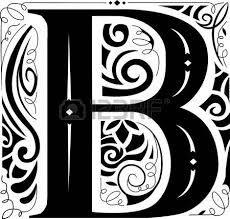 monogram letter b 12 328 letter b stock illustrations cliparts and royalty free