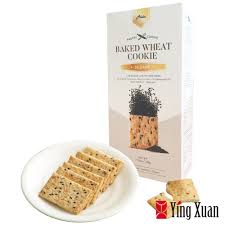 gourmet cookies wholesale sesame square cookies ying xuan zhuang wholesale snacks
