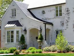 painted brick european home google search dream house