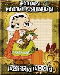 betty boop thanksgiving pictures photos and images for