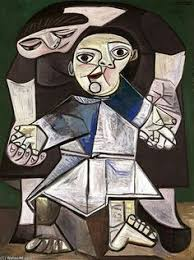 Dora Maar In An Armchair Pablo Picasso Still Life Painting Still Life With Skull On An