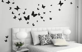 d馗oration papillon chambre fille univers deco chambre bebe fille papillon