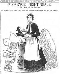 make a florence nightingale lamp google search soc studies