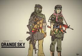 siege orange operation orange sky by vek111 on deviantart