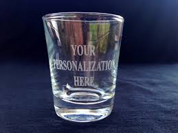 personalized engraving personalized engraved glass customized for wedding