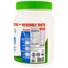 san rawfusion fusion plant based protein fusion unflavored