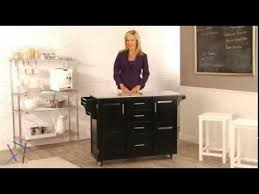 Home Styles Design Your Own Kitchen Island Product Review Video