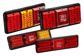 led tail lights for a trailer 27 brilliant motorhome led tail lights assistro com