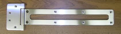 Strap Hinges For Barn Doors by Contemporary Stainless Steel Heavy Duty Strap Hinge 360 Yardware